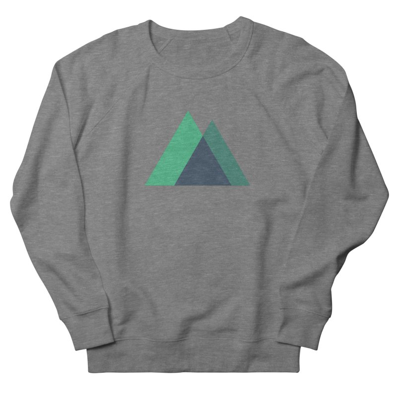Nuxt Logo Men's French Terry Sweatshirt by The Nuxt Shop