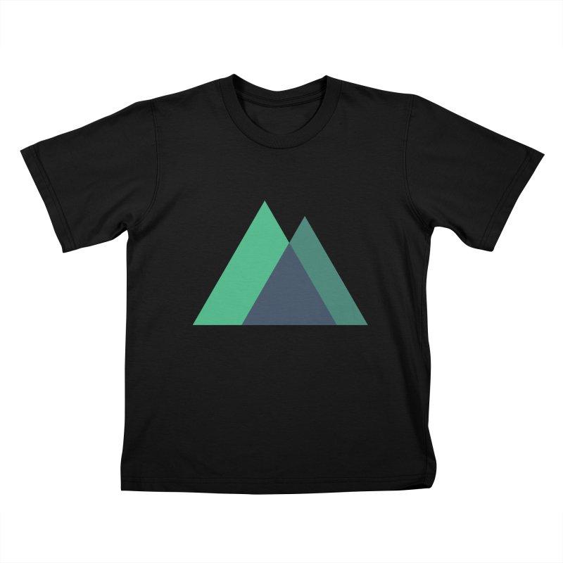 Nuxt Logo Kids T-Shirt by The Nuxt Shop