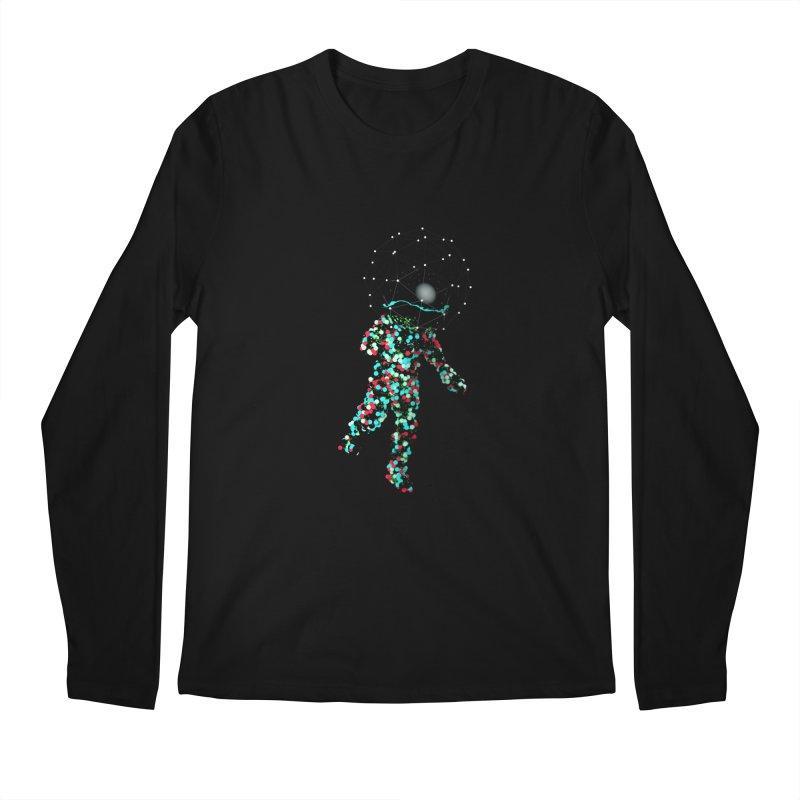 Space Balls Men's Regular Longsleeve T-Shirt by nvil's Artist Shop