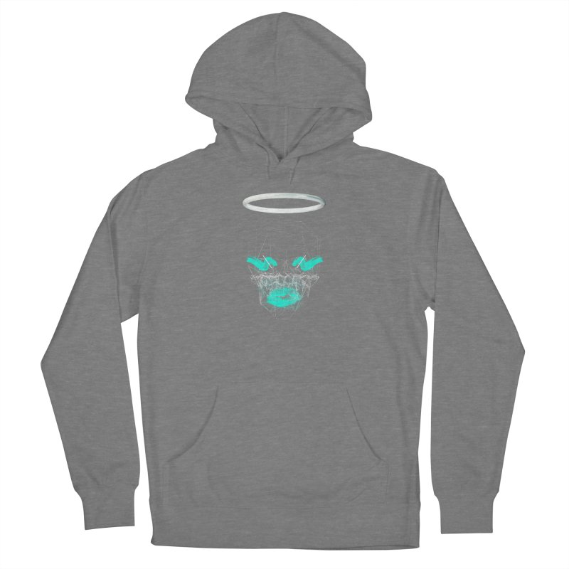 Deadly Lips Women's Pullover Hoody by nvil's Artist Shop