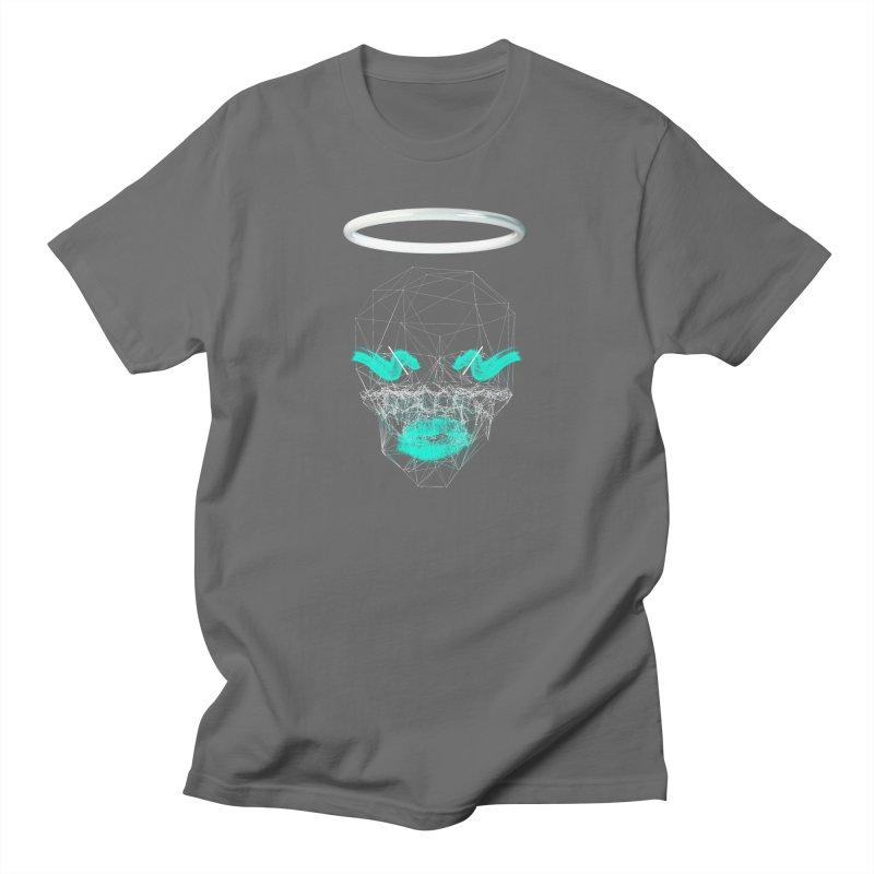 Deadly Lips Men's T-Shirt by nvil's Artist Shop