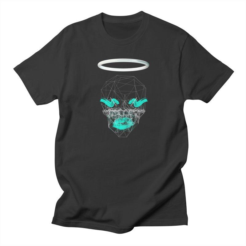 Deadly Lips Women's Regular Unisex T-Shirt by nvil's Artist Shop