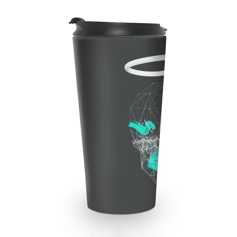 Deadly Lips Accessories Travel Mug by nvil's Artist Shop