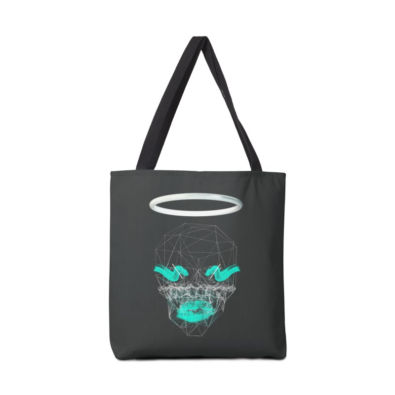 Deadly Lips Accessories Bag by nvil's Artist Shop