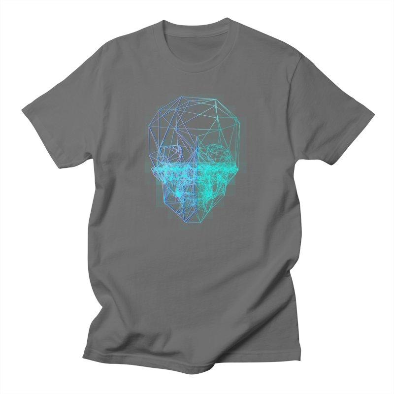 Death in 3D Women's T-Shirt by nvil's Artist Shop