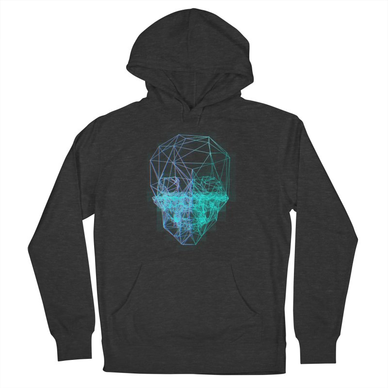 Death in 3D Men's Pullover Hoody by nvil's Artist Shop