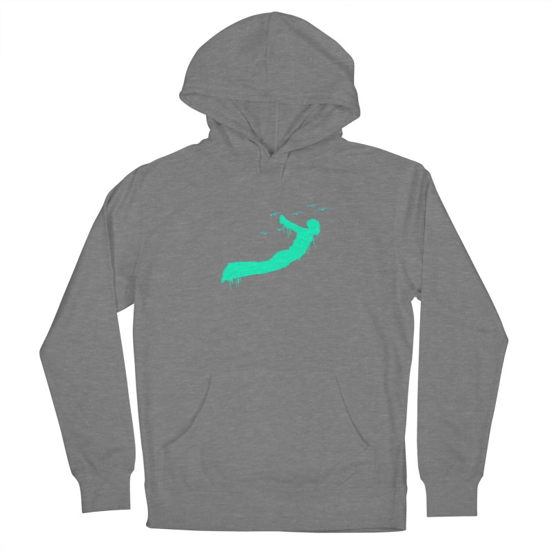 BE FREE Men's Pullover Hoody by nvil's Artist Shop