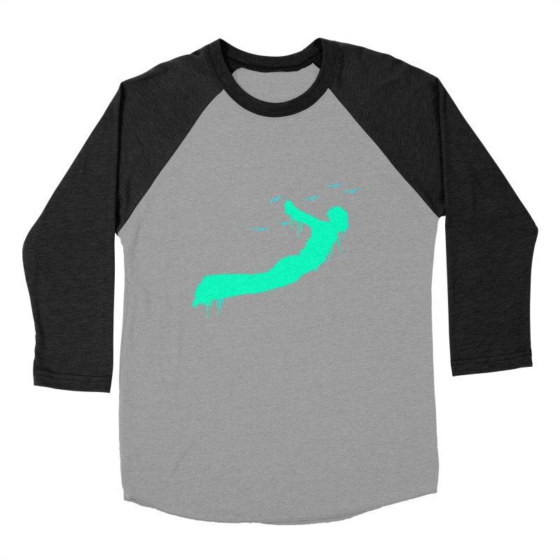 BE FREE Women's Baseball Triblend Longsleeve T-Shirt by nvil's Artist Shop