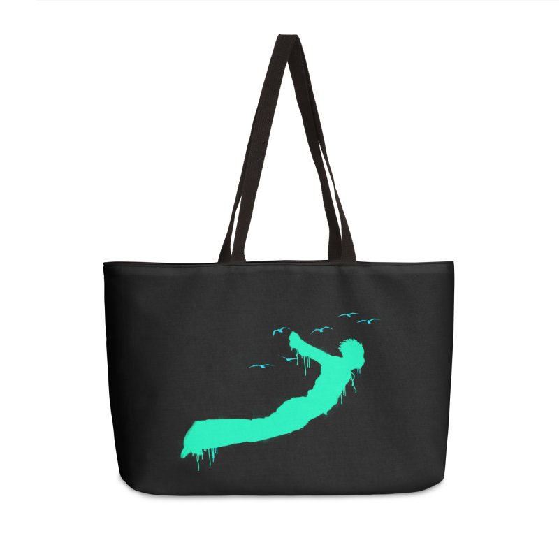 BE FREE Accessories Bag by nvil's Artist Shop