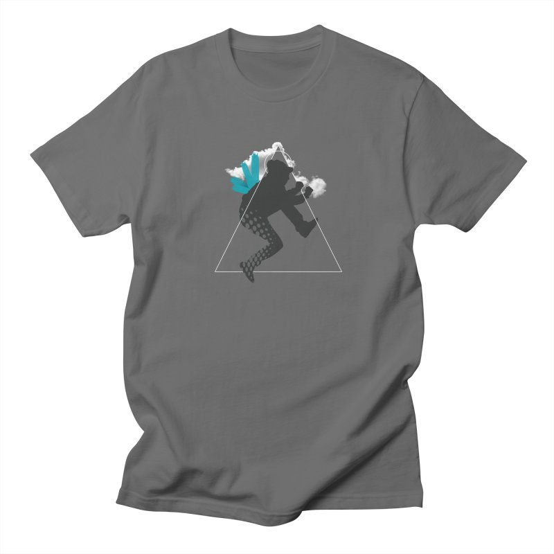 Free flying Men's T-Shirt by nvil's Artist Shop