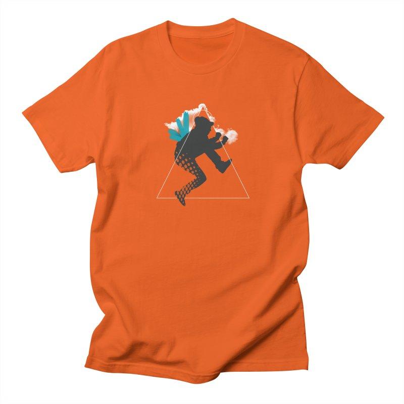 Free flying Women's Regular Unisex T-Shirt by nvil's Artist Shop