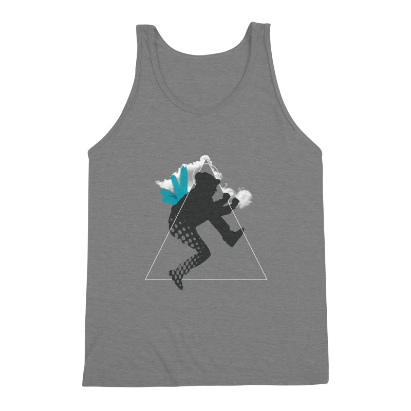 Free flying Men's Tank by nvil's Artist Shop
