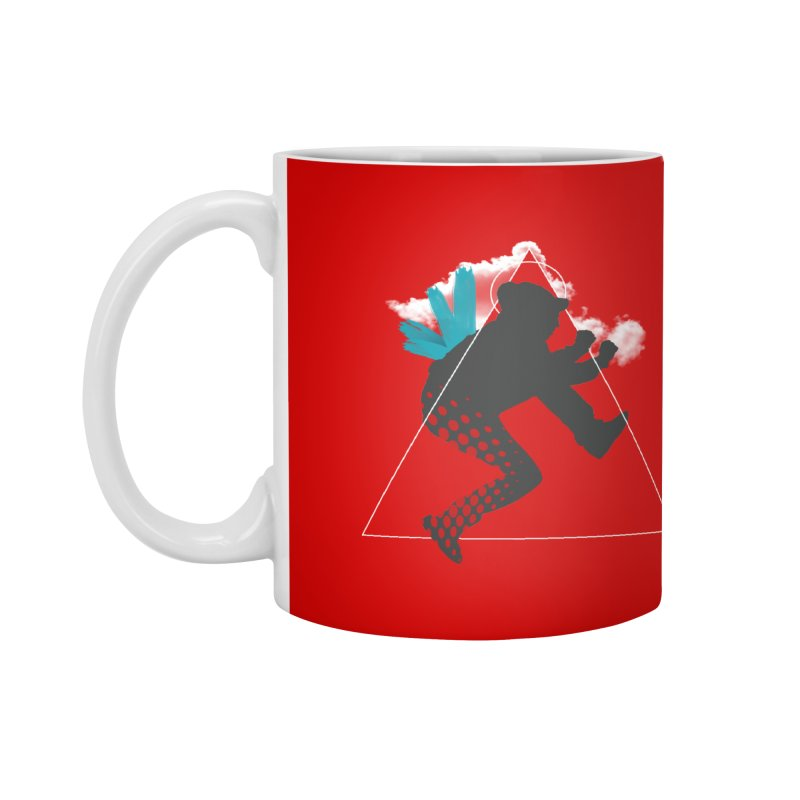 Free flying Accessories Mug by nvil's Artist Shop