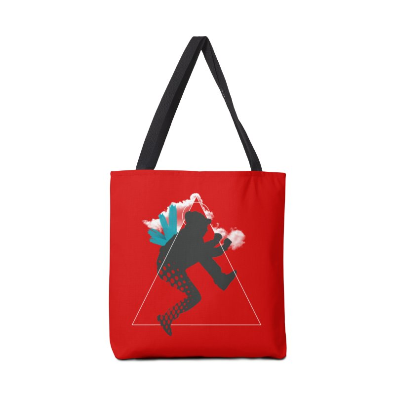 Free flying Accessories Bag by nvil's Artist Shop
