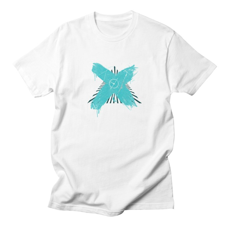 X marks the spot Men's T-Shirt by nvil's Artist Shop