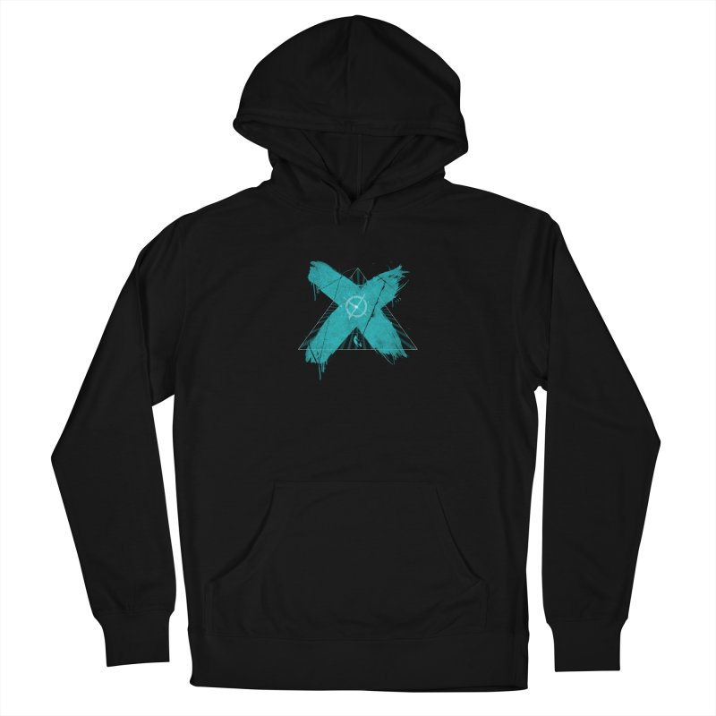 X marks the spot Women's Pullover Hoody by nvil's Artist Shop