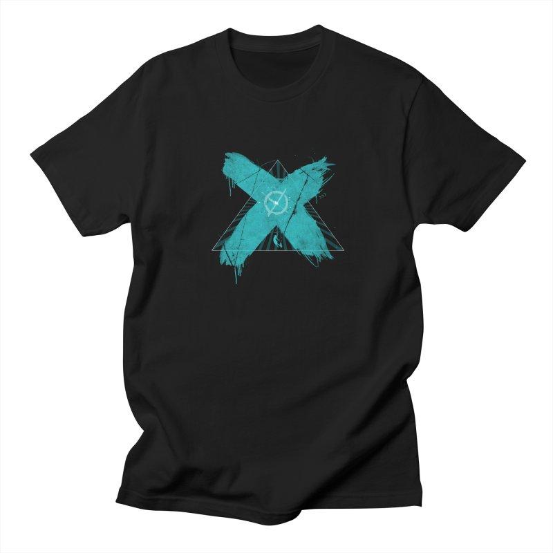 X marks the spot Men's Regular T-Shirt by nvil's Artist Shop