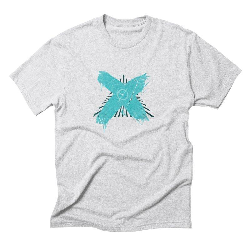 X marks the spot Men's Triblend T-Shirt by nvil's Artist Shop