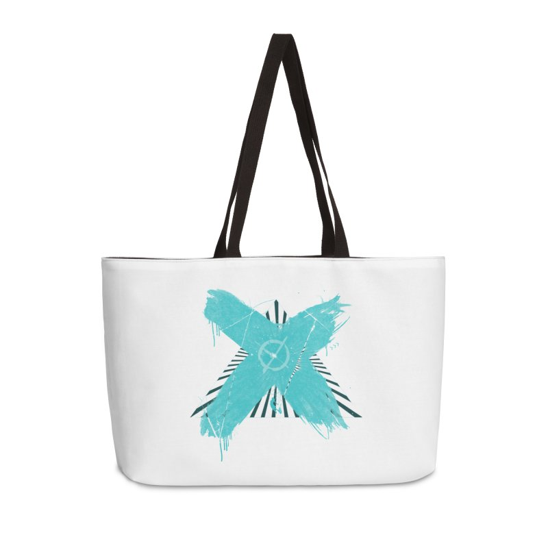 X marks the spot Accessories Bag by nvil's Artist Shop