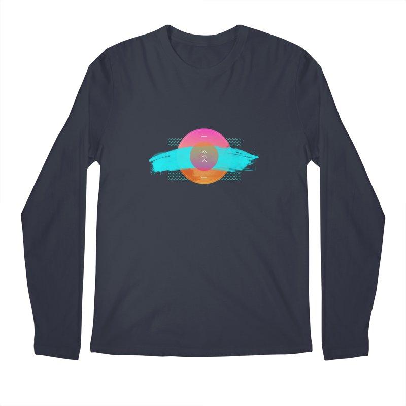 Summer 1979 Men's Regular Longsleeve T-Shirt by nvil's Artist Shop