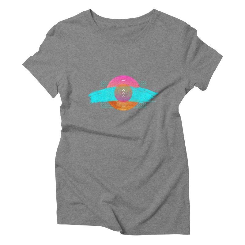 Summer 1979 Women's Triblend T-Shirt by nvil's Artist Shop