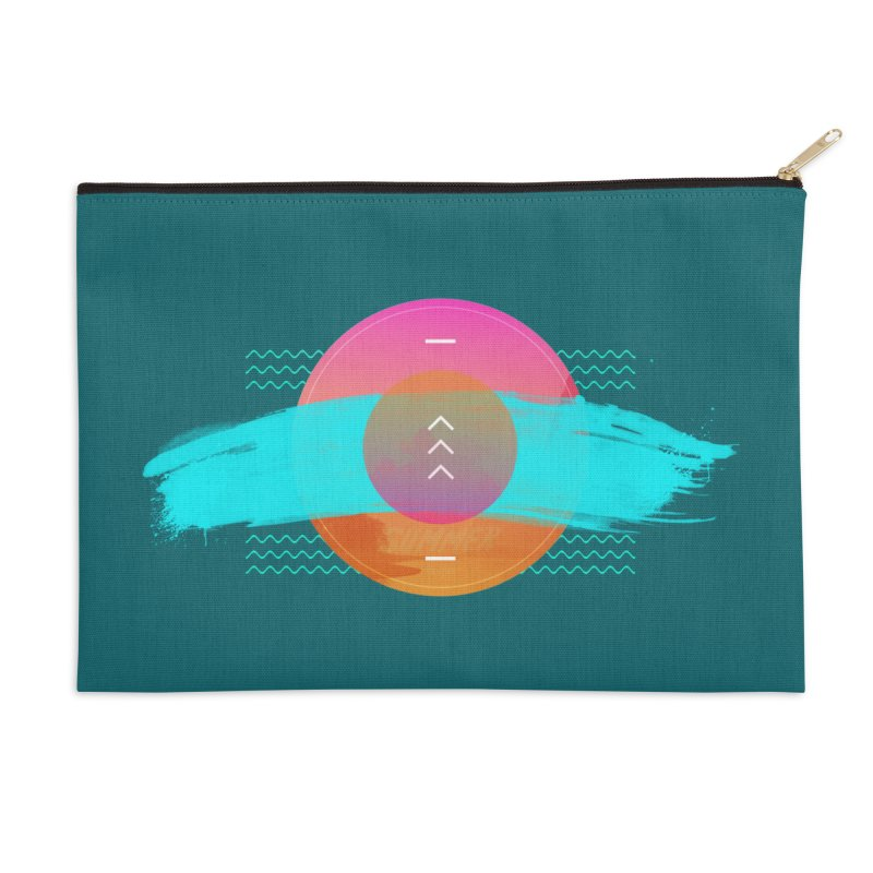 Summer 1979 Accessories Zip Pouch by nvil's Artist Shop