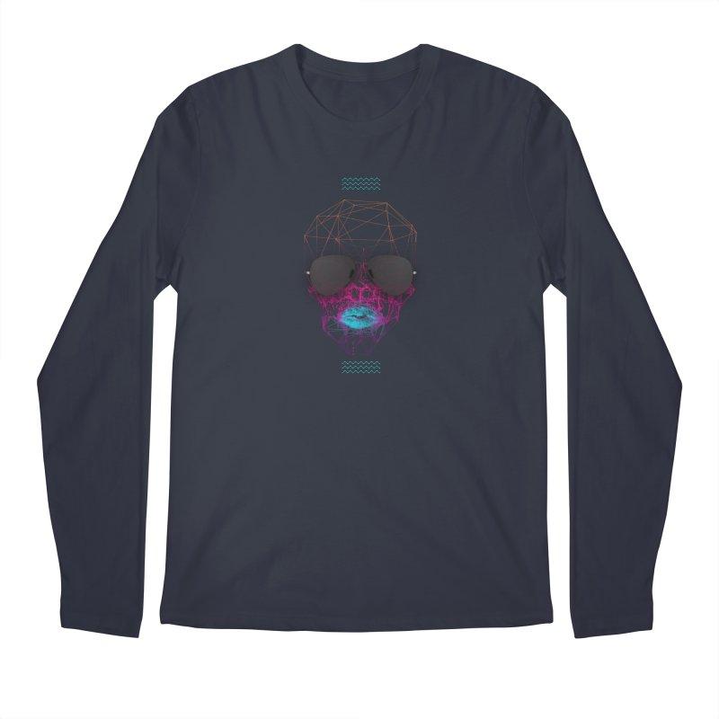 KISS Men's Longsleeve T-Shirt by nvil's Artist Shop