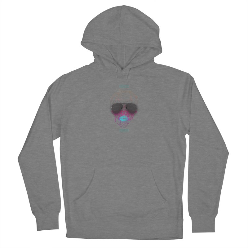 KISS Women's Pullover Hoody by nvil's Artist Shop
