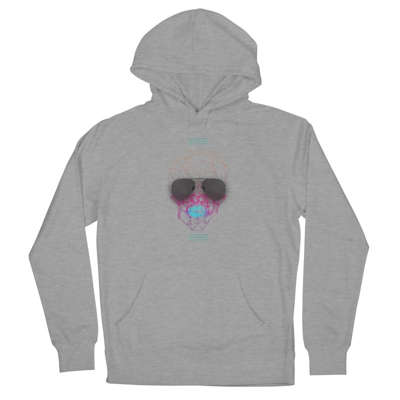 KISS Men's French Terry Pullover Hoody by nvil's Artist Shop
