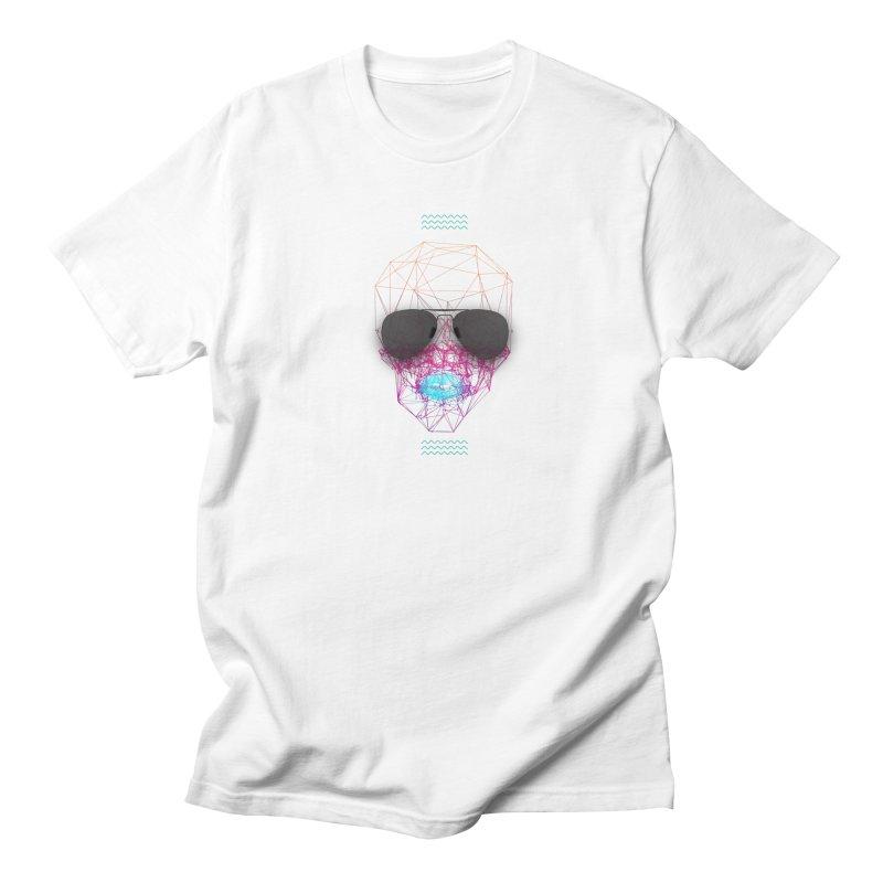KISS Women's Regular Unisex T-Shirt by nvil's Artist Shop