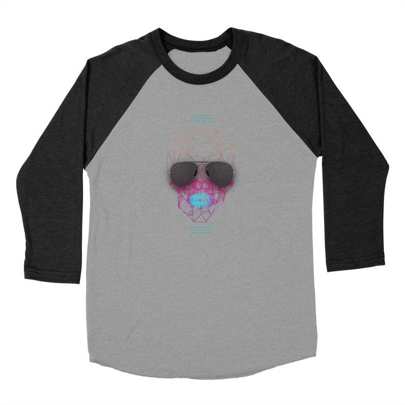 KISS Men's Baseball Triblend Longsleeve T-Shirt by nvil's Artist Shop