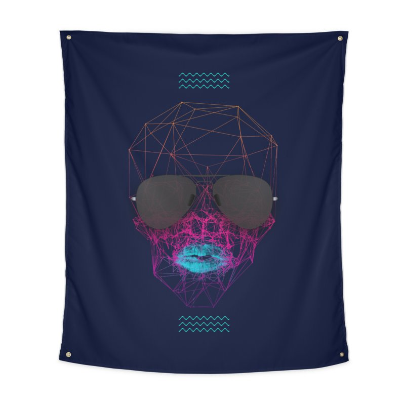 KISS Home Tapestry by nvil's Artist Shop