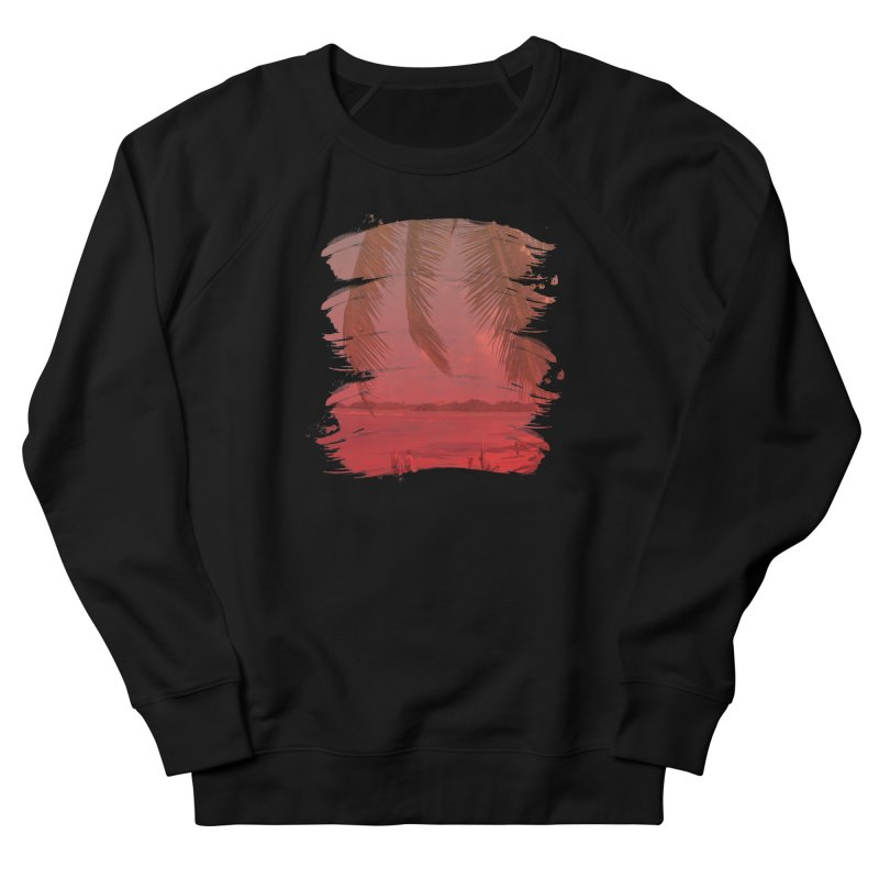Summer is Coming Men's French Terry Sweatshirt by nvil's Artist Shop