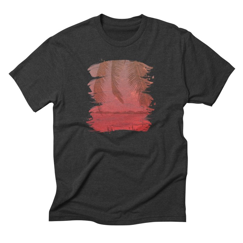 Summer is Coming Men's Triblend T-Shirt by nvil's Artist Shop