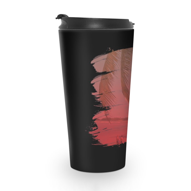 Summer is Coming Accessories Travel Mug by nvil's Artist Shop