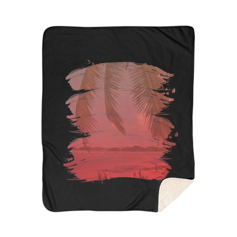 Summer is Coming Home Blanket by nvil's Artist Shop