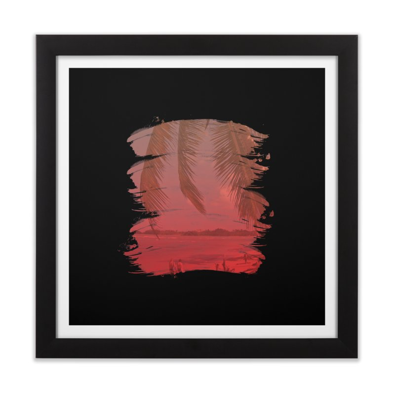 Summer is Coming Home Framed Fine Art Print by nvil's Artist Shop