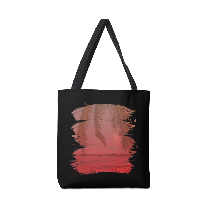 Summer is Coming Accessories Bag by nvil's Artist Shop