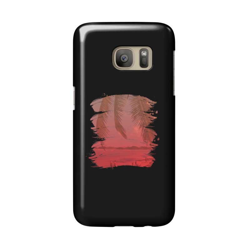 Summer is Coming Accessories Phone Case by nvil's Artist Shop