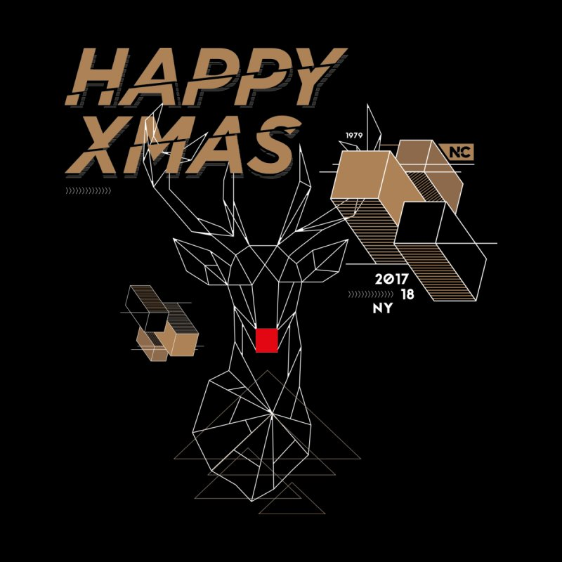 Xmas T-shirt by nvil's Artist Shop