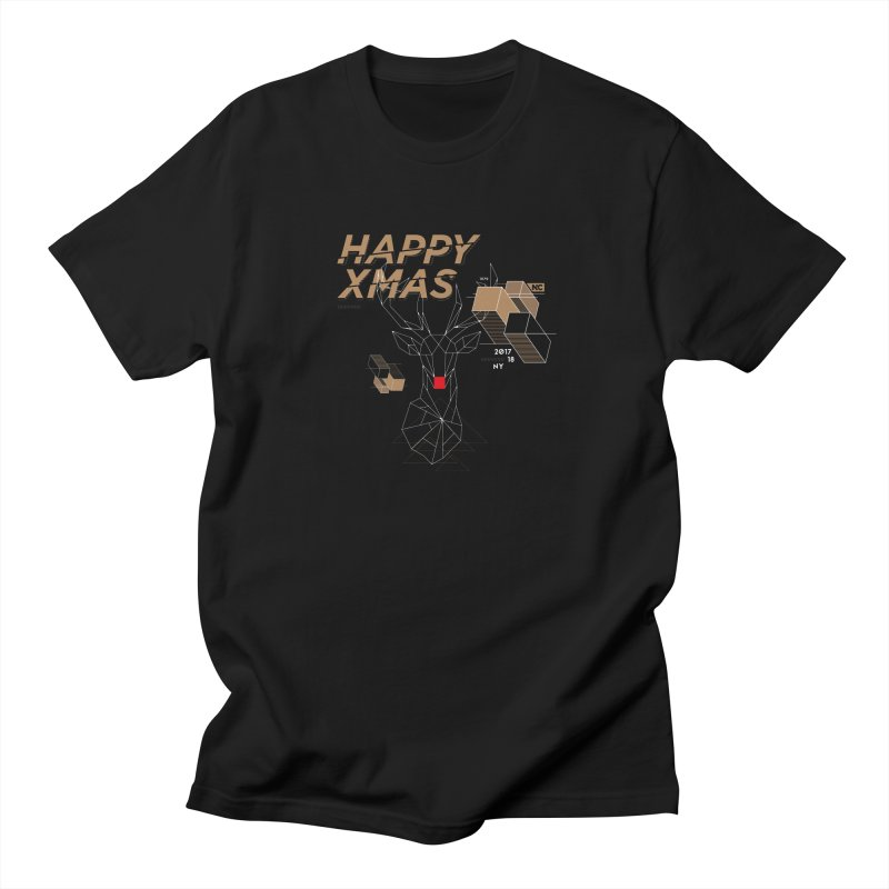 Xmas T-shirt Men's T-Shirt by nvil's Artist Shop
