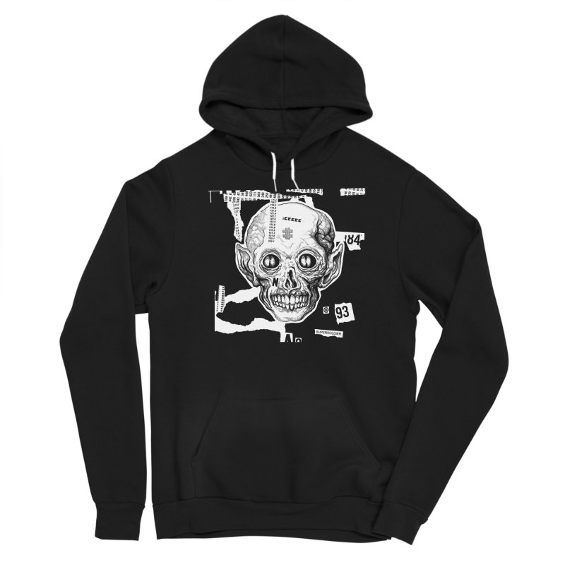 The Blood Collector Men's Pullover Hoody by N X O E E D