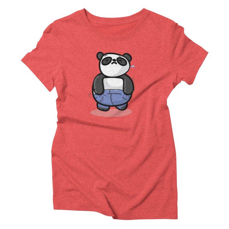 Pant-Da Women's T-Shirt by NXTTEE