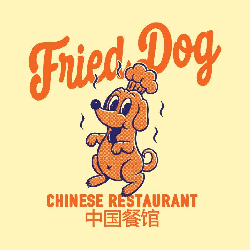 Fried dog by Pijaczaj