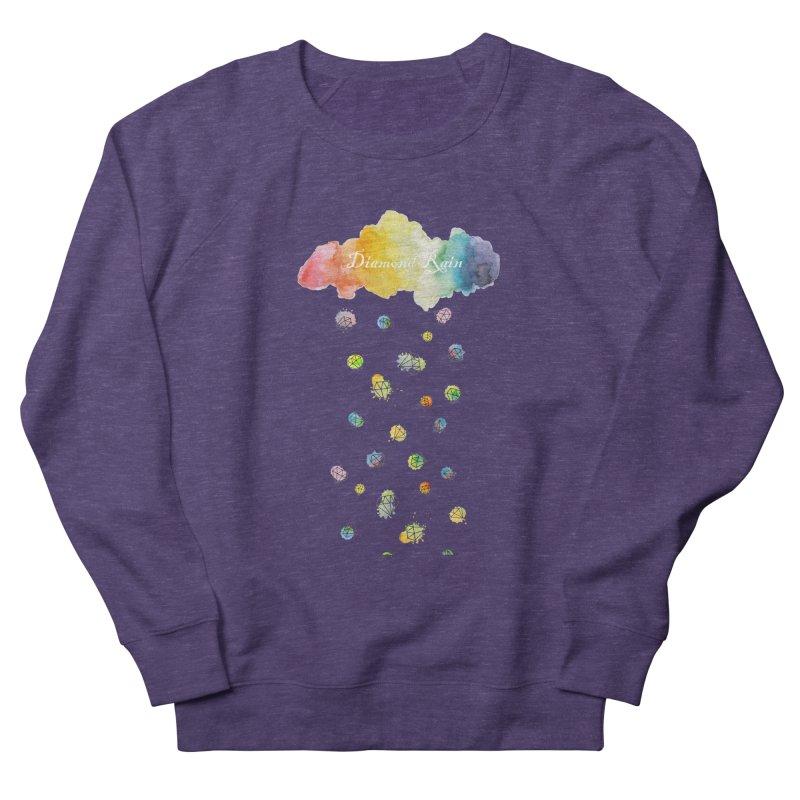 diamond rain Women's Sweatshirt by nyc917's Artist Shop