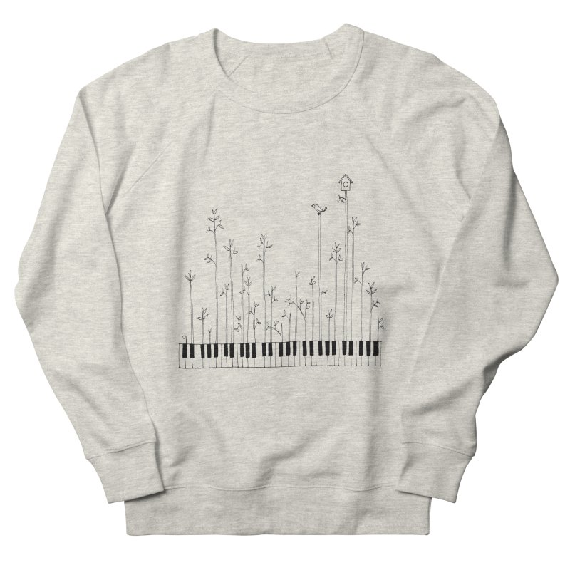 let the music grow Men's Sweatshirt by nyc917's Artist Shop
