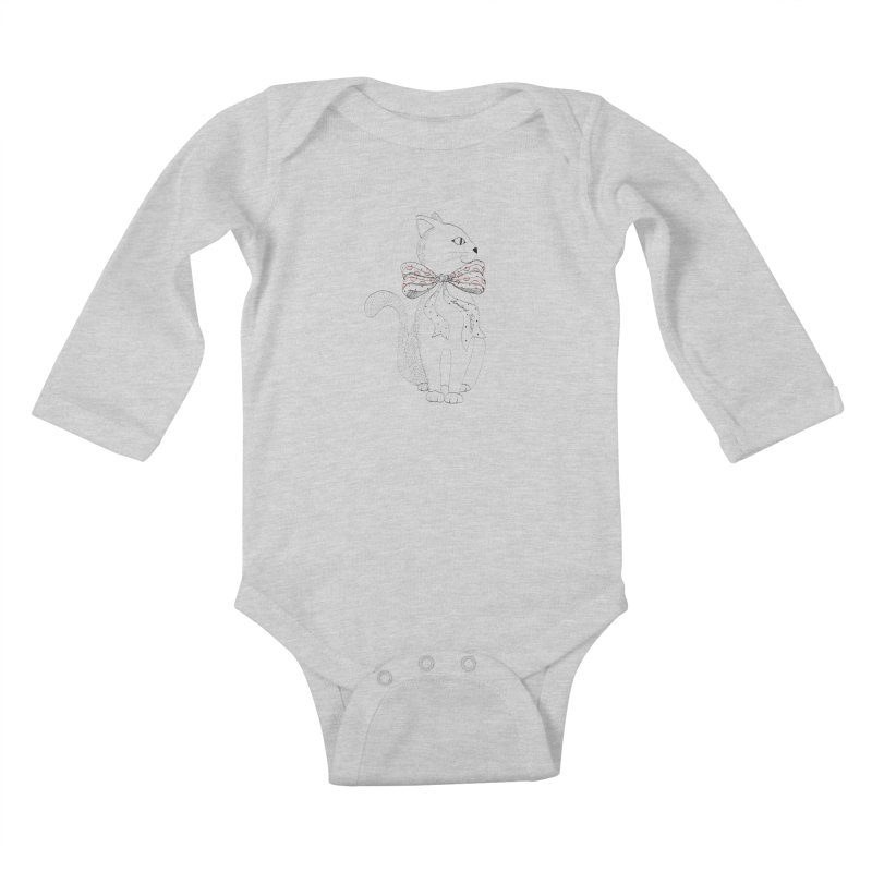 limited edition Kids Baby Longsleeve Bodysuit by nyc917's Artist Shop