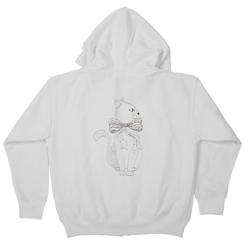limited edition Kids Zip-Up Hoody by nyc917's Artist Shop