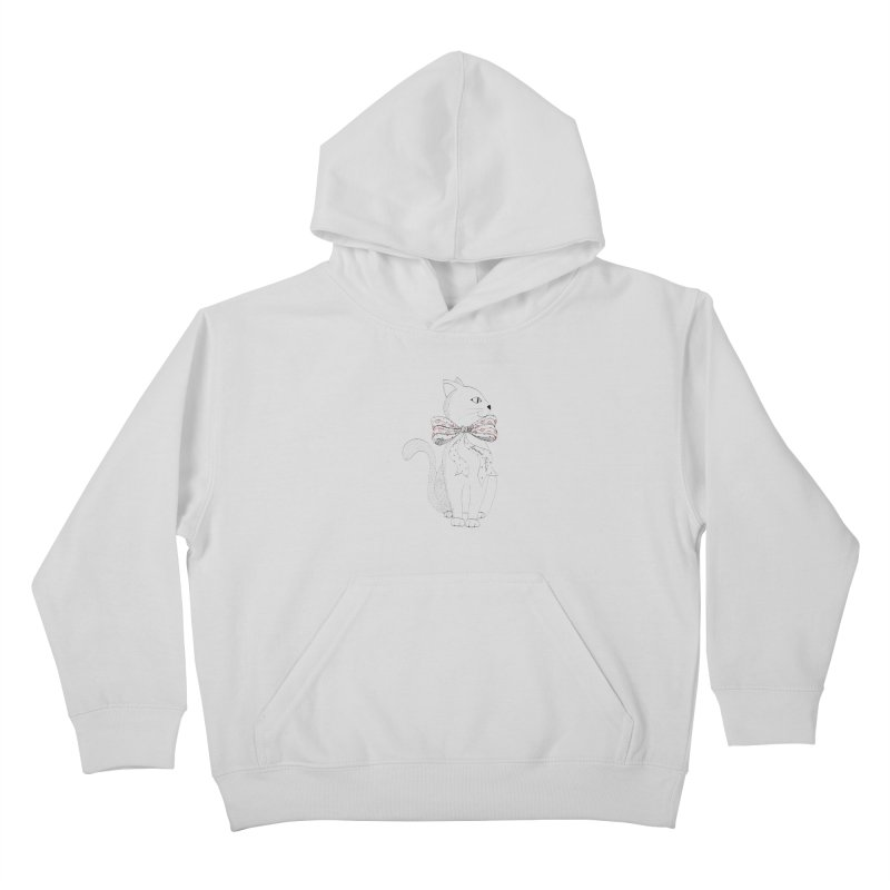 limited edition Kids Pullover Hoody by nyc917's Artist Shop