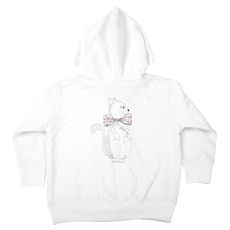 limited edition Kids Toddler Zip-Up Hoody by nyc917's Artist Shop